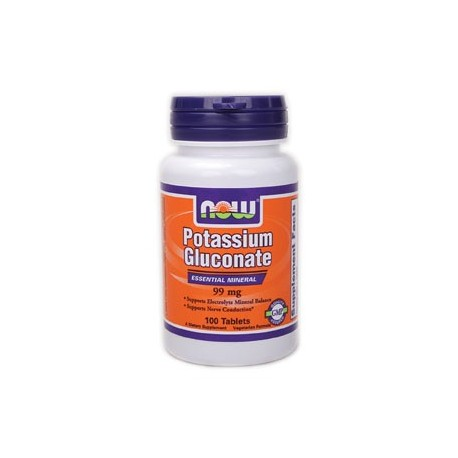 Калий - Potassium Gluconate